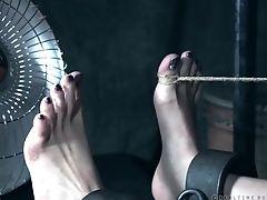 BDSM, Bondage, Fetish, Toes, Torture,