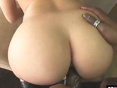 Ass, Ass Licking, Babe, Beauty, Big Black Cock, Big Cock, Black, Blowjob, Boobless, Boots,