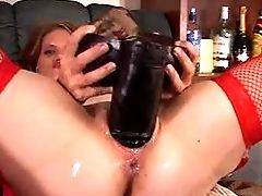 Amateur, Dildo, Fisting, Huge Dildo, Sex Toys, Squirting,