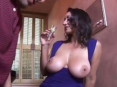 Big Tits, Blowjob, Brunette, Fucking, Hairy, Handjob, Hardcore, Oral Sex, Persia Monir, Tattoo,