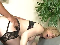 Huge Cock, Mature, Nina Hartley, Pussy, Sexy,