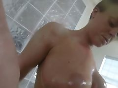 Bathroom, Masturbation, Shower, Solo, Webcam,