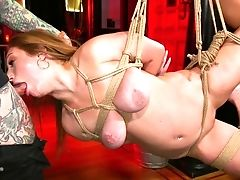 Ass, Babe, Beauty, Big Ass, Big Tits, Bondage, Boots, Caucasian, Curvy, Double Penetration,