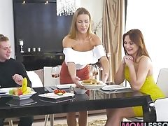 Alexis Crystal, Babe, Big Cock, Blowjob, Brunette, Dick, Doggystyle, Fat, Hardcore, MILF,