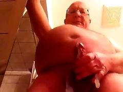 Daddies, Grandpa, Jerking, Masturbation,