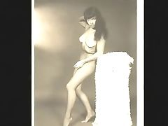 Bettie Page, Classic, Cum, Jizz, Mistress, Retro, Vintage,