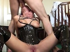 Ass, BDSM, Big Tits, British, Deepthroat, Face Fucking, Fingering, Latex, Maledom, Piercing,