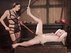 BDSM, Bondage, Chanel Preston, Experienced, Femdom, Fetish, Game, Submissive,