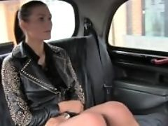 Amateur, Blowjob, Brunette, Car, Club, Cumshot, Homemade, Moaning, Oral Sex, POV,