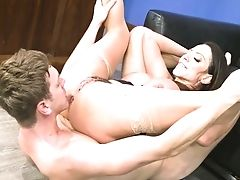 Anal Sex, Ariella Ferrera, Ass, Big Tits, Blowjob, Business Woman, Cumshot, Desk, Facial, Fake Tits,