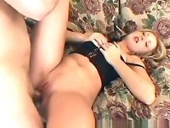анальный секс, блондинки, окончание, двойное проникновение, Facial, групповой секс, Horny, нижнее белье, Melissa Lauren, порнозвезда,