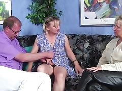 Big Cock, Big Tits, Blonde, Blowjob, Cumshot, German, Hardcore, Mature, Threesome,
