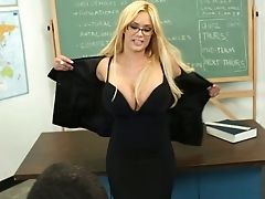 American, Blonde, Blowjob, Classroom, Clothed Sex, College, Glasses, MILF, Office, Old,