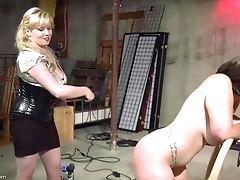 BDSM, Blonde, Brunette, Chubby, Femdom, Fetish, Mistress, Pussy, Rough, Spanking,