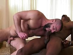 Ass Fucking, Black, Blowjob, Cumshot, Doggystyle, Extreme, HD, Interracial,