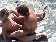 Beach, Homemade, Voyeur,