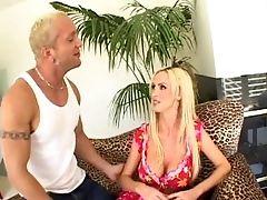 Gros Nichons, Blonde, Pipe, Couple, Cowgirl , éjaculation, Sale , Levrette , Facial, Faux Seins,