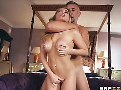 Anal Sex, Big Tits, Blonde, Blowjob, Captive, Couple, Cowgirl, Cum Swallowing, Cumshot, Doggystyle,