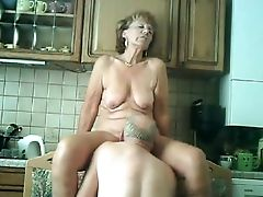 Amateur, Fingering, Granny, Homemade,