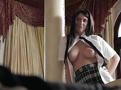 Amazing, Big Tits, Brazilian, College, Karina White, Pornstar,
