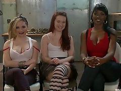 Aiden Starr, Incrível, Anna Pierceson, Fetiche, Maitresse Madeline, Nyomi Banxxx, Estrela Pornô,