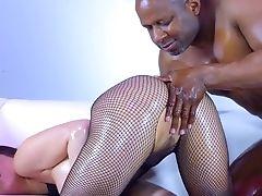 Alexa Nicole, анальный секс, большая задница, большой черный член, большие сиськи, черные, минет, брюнетки, окончание, по-собачьи,