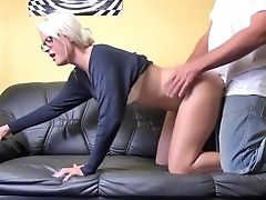Amateur, Blonde, Doggystyle, European, German,
