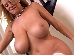 Big Tits, Blonde, Game, Kelly Madison, Lingerie, Long Hair, MILF, Model, Natural Tits, Pornstar,