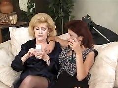 Cute, Granny, Group Sex, Kitty Foxx, Mature,