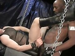 Black, Couple, Fisting, Masturbation,