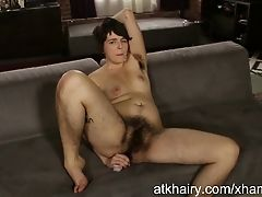 Amateur, Extreme, Hairy, Masturbation, Moaning, Sex Toys,