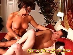 Compilation, Cum Swallowing, Cumshot, Granny, Mature,