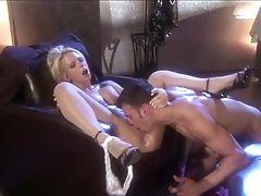 Anal Sex, Big Tits, Blonde, Bold, Brianna Beach, Couple, Doggystyle, Fake Tits, Hardcore, High Heels,