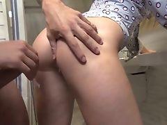 Anal Sex, Ass, Ass Fucking, Bathroom, Big Tits, Blonde, Blowjob, Bold, Boobless, Boots,