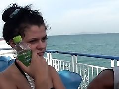 Blonde, Blowjob, Brunette, Couple, HD, Holiday, Hotel, Russian,