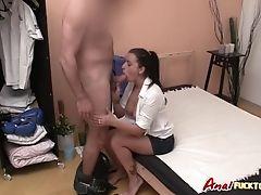 Anal Sex, Big Ass, Close Up, Doggystyle, European, Hardcore,