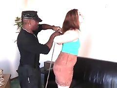 BDSM, Boobless, Brunette, Fetish, Interracial, Natural Tits, Punishment, Submissive,