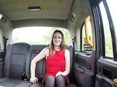 Amateur, Blonde, British, Car, Cumshot, Daughter, Doggystyle, Horny, Natural Tits, Pantyhose,