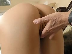 Ass, Ball Licking, Blonde, Blowjob, Couple, Cowgirl, Cute, Doggystyle, Fat, Fingering,