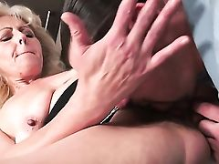 Ball Licking, Balls, Big Ass, Blonde, Blowjob, Deepthroat, Drooling, Game, Granny, Hairy,