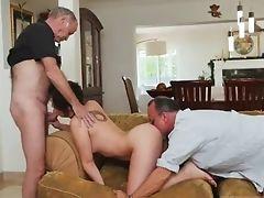 Amateur, Ass, Licking, Money,