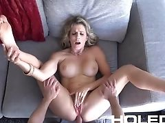 Big Tits, Blonde, Blowjob, Cory Chase, Dick, Felching, Fingering, Gorgeous, Hardcore, MILF,