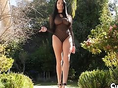 Anal Sex, Anissa Kate, Ass, Ass Fucking, Big Tits, Couple, Curvy, Cute, Doggystyle, Hardcore,