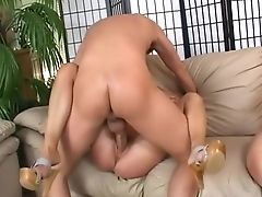 Amazing, Blonde, Cumshot, Facial, Haley Paige, Latina, Pornstar, Threesome,
