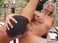 Ass, Black, Cum In Mouth, Cunnilingus, Dress, Dressed, Mom, Old, Oral Sex, Tight Pussy,