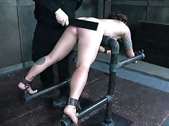 Abuse, Ass, BDSM, Bondage, Chained, Fetish, Slap, Spanking, Teen,