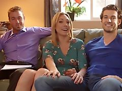 Backstage, Behind The Scenes, Compilation, Lily Labeau,
