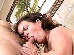 Blowjob, Brunette, Close Up, Doggystyle, Fat, From Behind, Hairy, Hardcore, HD, Horny,