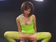 Big Tits, Couple, Exotic, Femdom, Japanese, Jav, Lingerie, Model, POV, Stockings,
