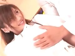 Babe, Erika Kurisu, Horny, Japanese, Jav, Medical, Nurse, Stockings, Tina Yuzuki,